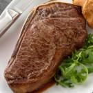 Bone In N.Y Strip Steaks